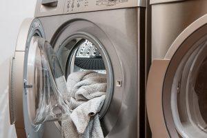 Umývanie uterákov v práčke
